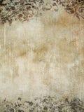 Roccia ornamentale di Grunge Fotografie Stock