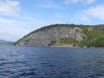 Roccia in Pembroke Il Canada, America settentrionale Fotografie Stock Libere da Diritti