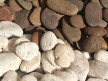 Roccia, pietra Fotografia Stock Libera da Diritti