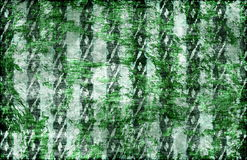 Roccia punk verde Emo Grunge Fotografia Stock