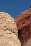 Roccia rossa Immagine Stock