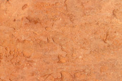 Roccia rossa Fotografie Stock Libere da Diritti