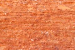 Roccia rossa Fotografia Stock