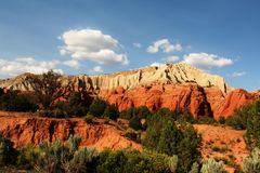 Roccia rossa Fotografie Stock