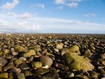 Roccia sul mare Fotografie Stock