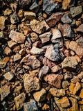 roccioso Fotografia Stock
