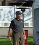 Rocco negocia um seguro de 2012 fazendeiros aberto Fotos de Stock Royalty Free