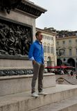 Rocco Siffredi meets his fans in Turin - Italy Royalty Free Stock Photo