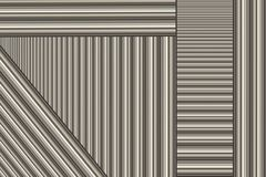 Roces de aluminio Fotografía de archivo