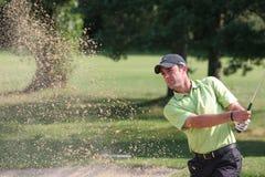 rocha профессионала игрока в гольф alexandre Стоковое фото RF