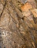 A rocha Imagem de Stock