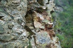A rocha Imagens de Stock