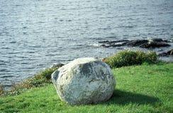 A rocha fotografia de stock