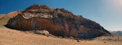 Rocha caída gigante Fotografia de Stock Royalty Free