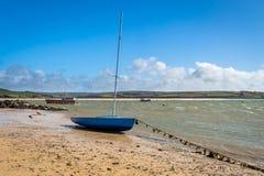Rocha Cornualha Inglaterra Foto de Stock