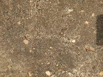 Rocha da mistura do cimento, fundo concreto da textura Foto de Stock