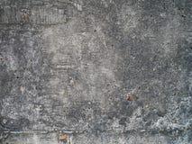 Rocha da mistura do cimento, fundo concreto da textura Imagem de Stock Royalty Free