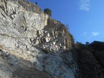 Rocha da montanha Foto de Stock Royalty Free