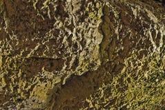 Rocha da pedra calcária do fundo Imagem de Stock Royalty Free