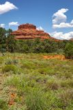 Rocha de Bell, Sedona, o Arizona imagem de stock royalty free