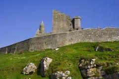 Rocha de Cashel em Ireland Fotografia de Stock Royalty Free