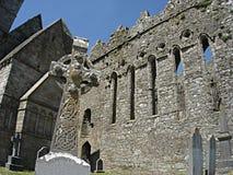 Rocha de Cashel, Ireland Fotografia de Stock Royalty Free