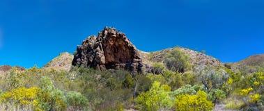 Rocha de Corroboree Fotografia de Stock