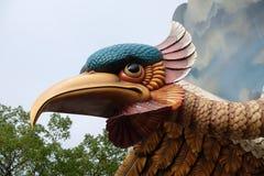 Rocha de Eagle que efteling Imagens de Stock Royalty Free