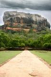 Rocha de Sigiriya Imagens de Stock