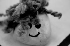 Rocha de sorriso Imagem de Stock