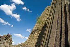 Rocha do basalto Fotografia de Stock Royalty Free