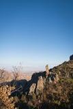 A rocha do carregador Fotografia de Stock