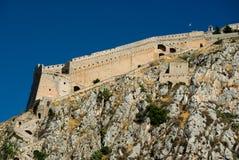 Rocha do castelo Imagem de Stock