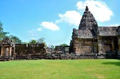 Rocha do castelo do rung de Phanom Imagem de Stock Royalty Free