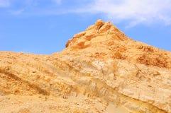 Rocha do deserto. Foto de Stock Royalty Free