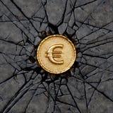 Rocha do Euro Imagem de Stock