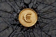 Rocha do Euro Fotos de Stock