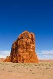 Rocha do vermelho do deserto do Arizona Imagens de Stock Royalty Free