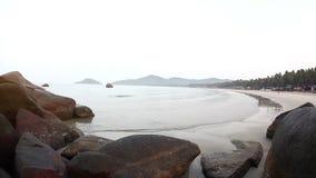 Rocha e Oceano Índico filme