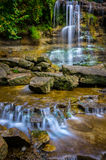 Rocha Glen Falls Fotos de Stock Royalty Free
