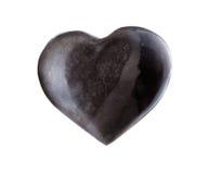 Rocha Heart-Shaped fotografia de stock royalty free