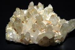Rocha mineral Fotografia de Stock