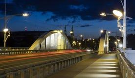rocha ST του Πόζναν γεφυρών Στοκ φωτογραφίες με δικαίωμα ελεύθερης χρήσης