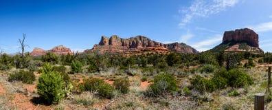 Rocha vermelha de Sedona o Arizona Imagens de Stock Royalty Free
