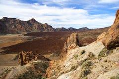 Rocha vulcânica Imagens de Stock