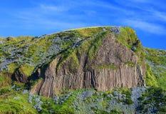 Rochados Bordoes in Flores-Eiland in de zomer royalty-vrije stock fotografie