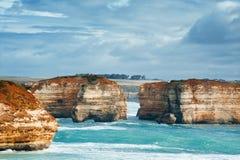 Rochas australianas fotos de stock