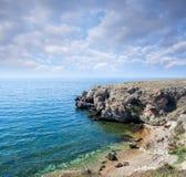 Rochas bonitas da paisagem Fotos de Stock