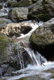 Rochas com água Fotos de Stock