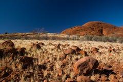 Rochas da argila Foto de Stock